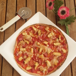 fajipizza